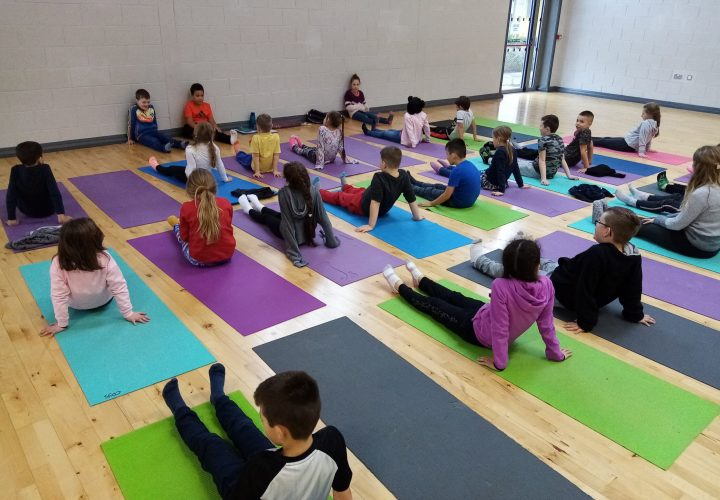 2nd Class Yoga